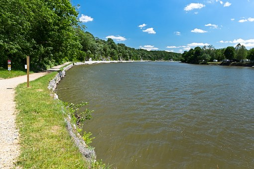 Big Slackwater, Chesapeake, Ohio, Canal
