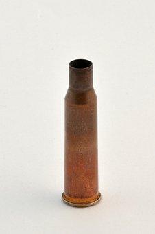 Cartridge, Guns, Shell, Ammunition, Ammo, Bullet