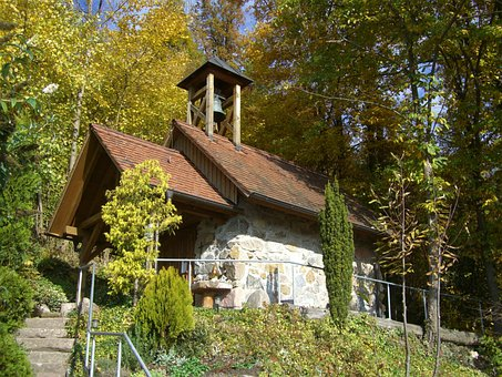 Porziuncola Chapel, Forest Chapel, Gengenbach