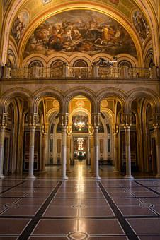 Hall Of Fame, Vienna, Hall, Museum
