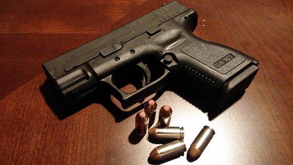 Handgun, Pistol, Firearms, Gun, Weapons, Concealed