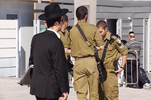 Juxtaposition, Soldier, Israel, Peace, Faith