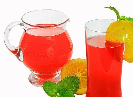 Food, Raspberry, Lemonade, Beverage, Juice, Drink