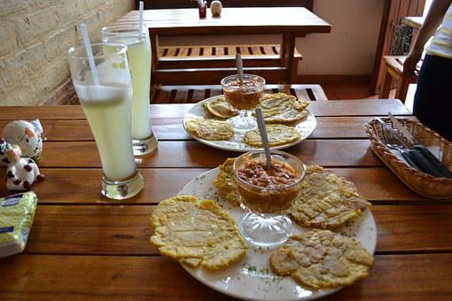Plantani, Food, Colombia, Lemonade, Lunch, Natural