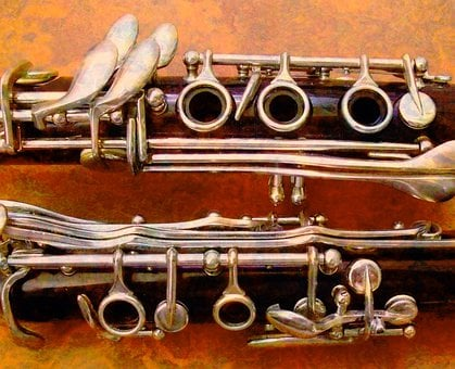Clarinet, Instrument, Musical, Music, Woodwind, Melody
