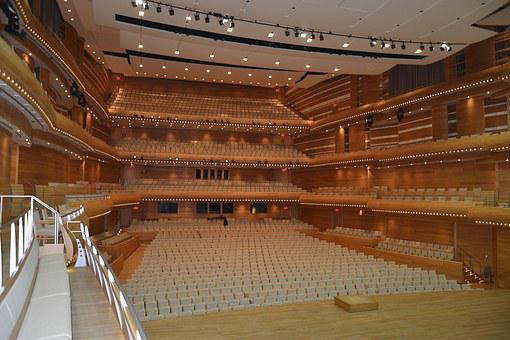 Montreal Symphony House, Montreal, Auditorium, Quebec
