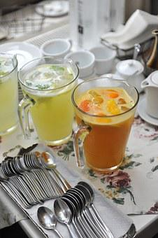 Morning Event, Lemonade, Orange