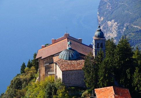 Garda, Tignale, Pilgrimage Church