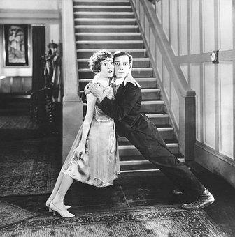 Buster Keaton, Silent Movie, Romance, Earthquake