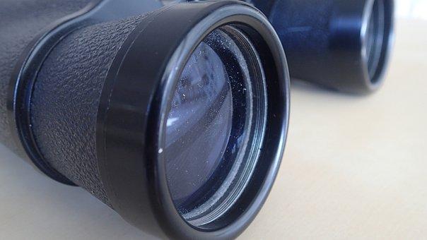 Spyglass, Glass, Lens