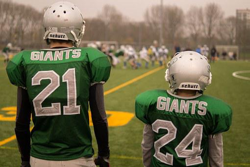 American Football, Football, Competition, Touchdown