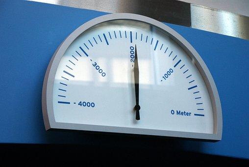 Clock, Elevator, Deep, Underground, Geyser, Museum