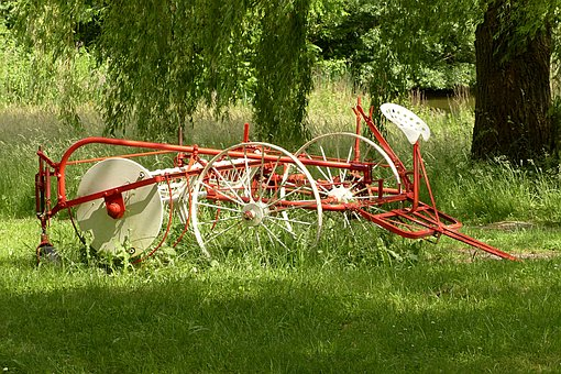 Agriculture, Field Device, Old