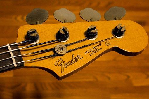 Music, Musical Instruments, Base, Guitar, Fender