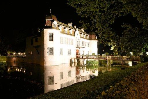 Bottmingen, Castle, Basel, Switzerland