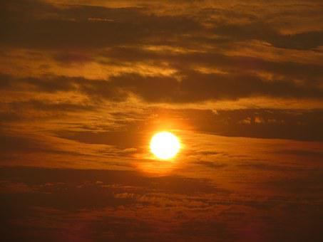 Sunset, Mississauga, Ontario, Canada