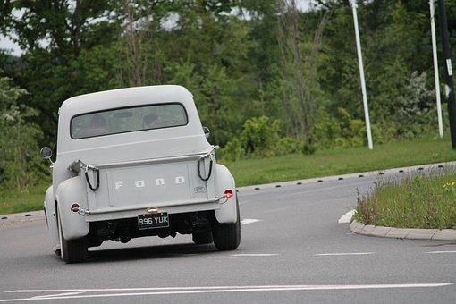 Cars, Vehicle, Road, Van, Motor, Car On Road