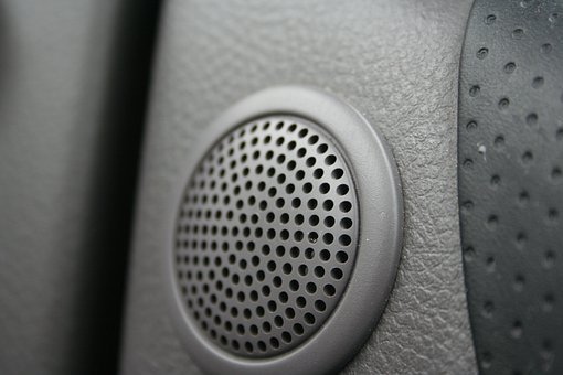 Car, Speaker, Sound, Audio, Technology, Equipment