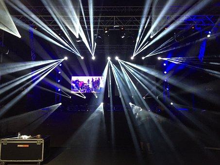 Disco, Disco Lights, Test, Lights