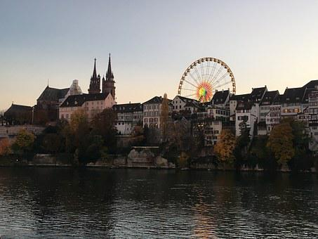 Basel, Autumn Fair, Ferris Wheel