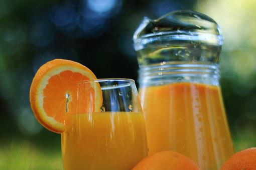 Orange Juice, Juice, Fresh, Oranges, Fruit, Drink