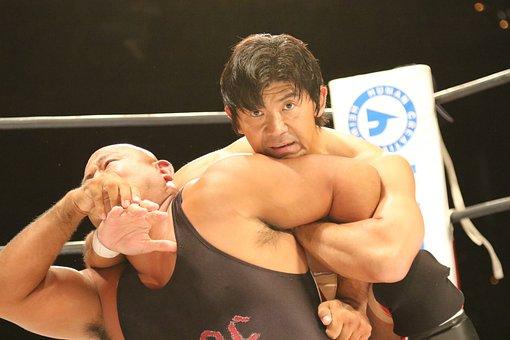 Wrestling, Pro Wrestling, Inoki, Antonio Inoki, Japan