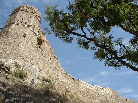 Kumhal Garh Fort Rajasthan, Historical, Destination