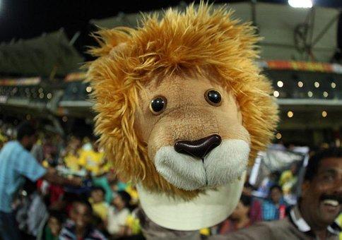 Lion, Mask, Teddy, Head, Celebration, Carnival