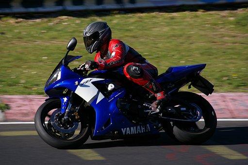 Motorcycle, Nordschleife, Nürburgring, Yamaha