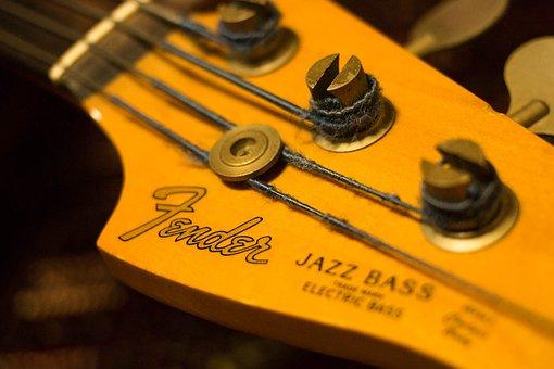 Music, Musical Instruments, Base, Bass Guitar, Guitar