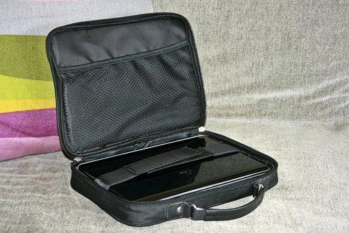 Netbook Bag, Bag, Netbook, Close, Notebook, Laptop