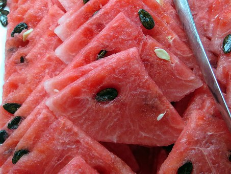 Watermelon, Fruit, Pip, Costs, Red