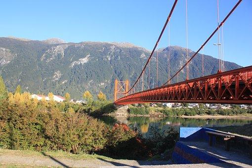 Presidente Ibáñez Bridge, Chile, Puerto Aysén