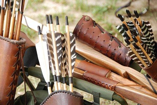 Archery, Sport, Arrow