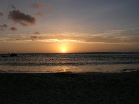 Venezuela, Beach, Sand, Sun, Sea, Holiday, Landscape