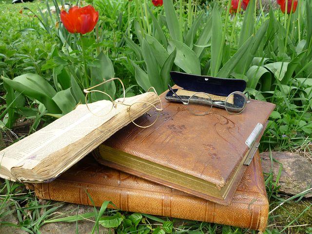 Glasses, Glasses Case, Photo Album, Photo Albums, Book