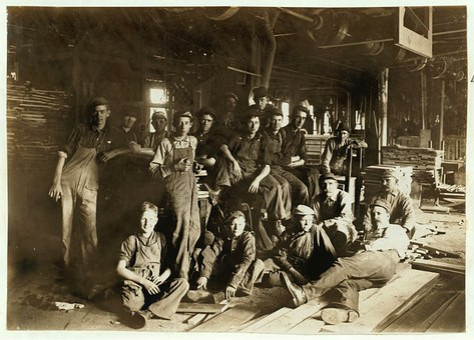 Child Labor, Historic, People, Children
