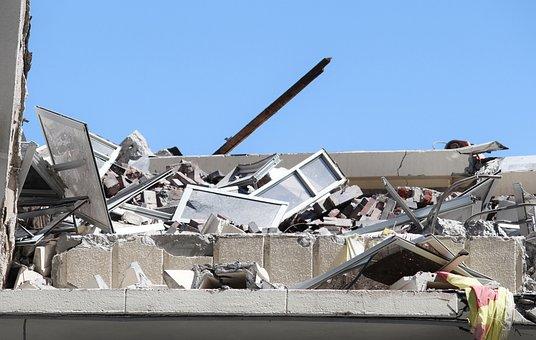 House Demolitions, Demolition Company, Dirt, Dust