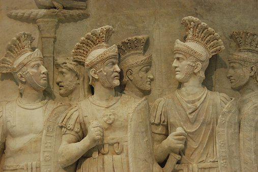 Image, Relief, Roman, Louvre, Lens, France, Art, Museum