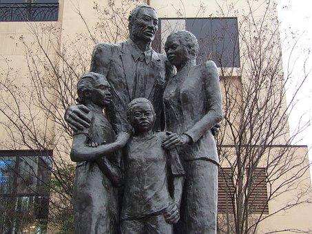 Slave Family, Statue, Heritage