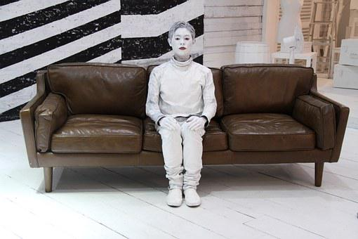 Fashion, Unique, Modern, Indore, Interior, White, Mann