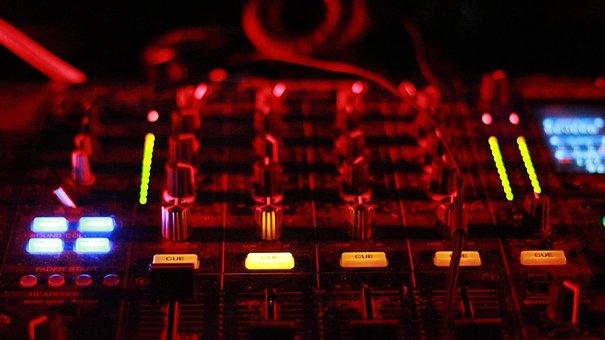 Mixer, Disco, Music, Sound Studio, Recording