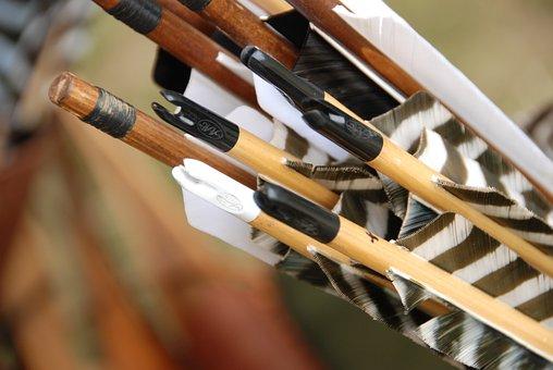 Archery, Sport, Arrow, Bow