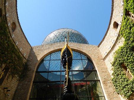 Dali, Figueras, Salvador, Surrealism, Catalonia, Museum