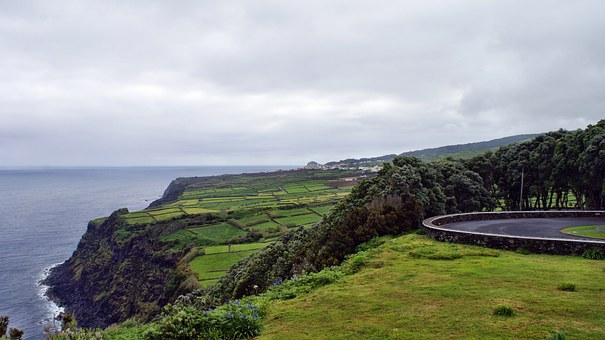 View Serreta, Third, Azores, Landscape, Mar, Water
