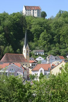 Rosenburg, Riedenburg, Altmühl Valley
