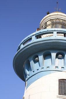 Guayaquil, Lighthouse, Ecuador