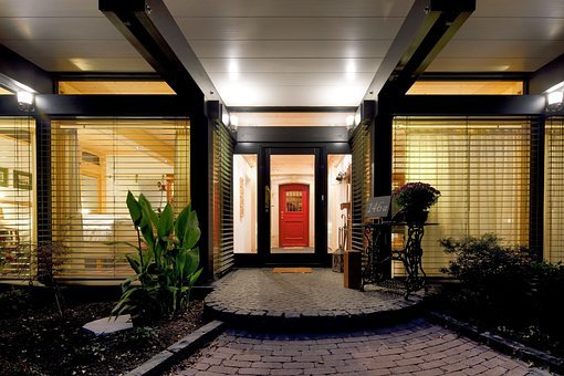 Input, Foyer, House Entrance, Entrance Door, Reception