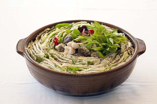 Stew, Baek Sung By, Food, Korean, Cooking