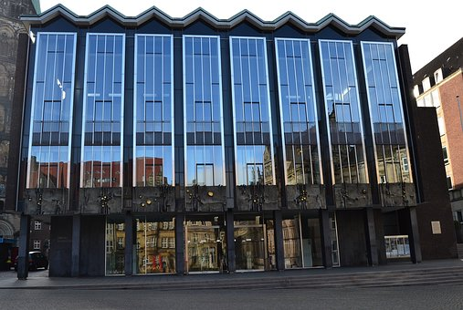 Bremen, Marketplace, House Of Citizenship